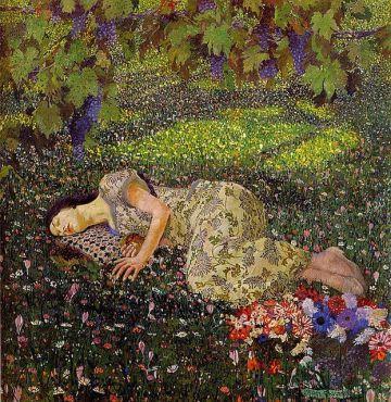 felice-casorati-dreaming-of-pomegranates